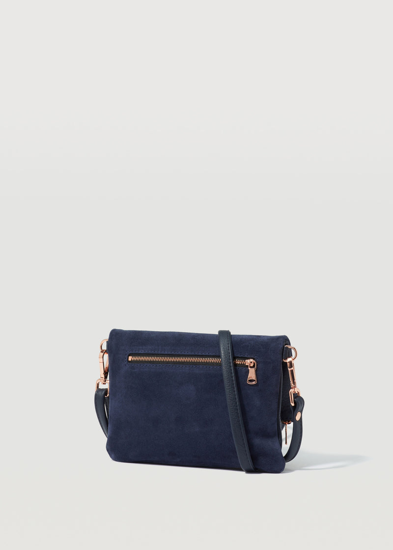 Midninght Two Tone Mini Weekend Crossbody