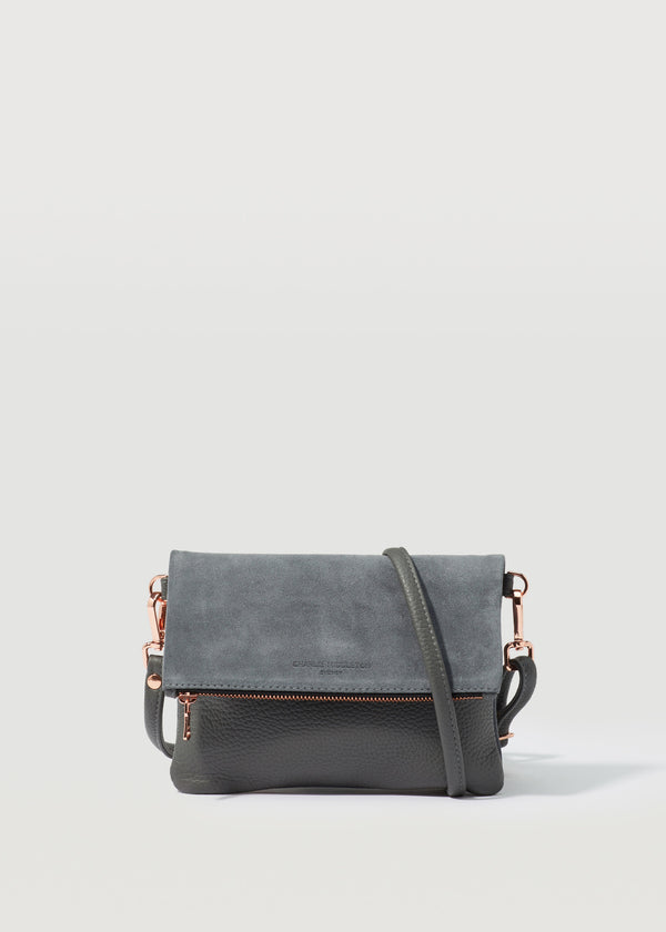 Oliphant Two Tone Mini Weekend Crossbody