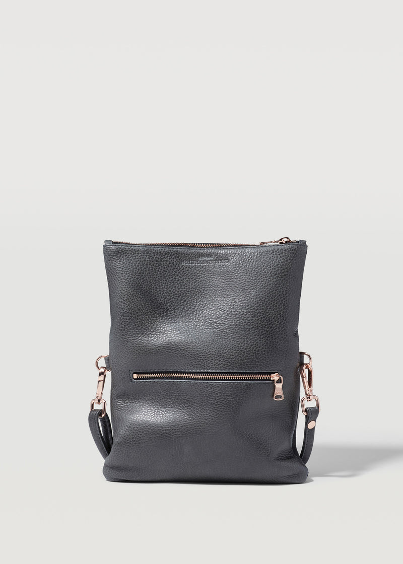Slate Two Tone Mini Weekend Crossbody
