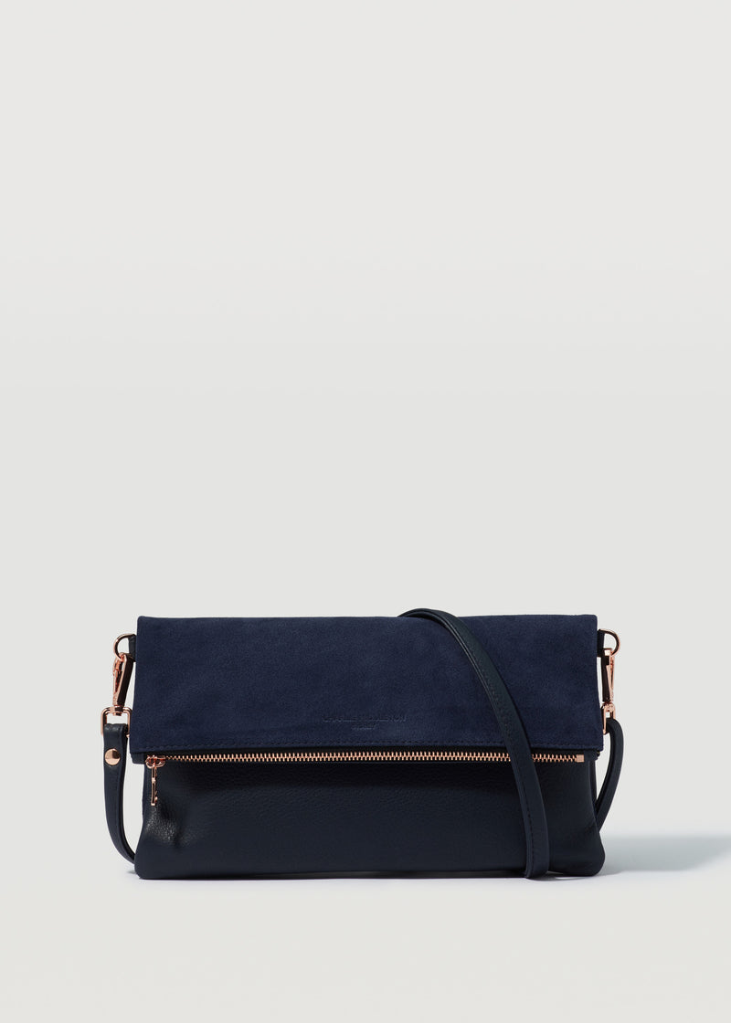 Midninght Two Tone Weekend Crossbody