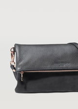 Slate Two Tone Weekend Crossbody