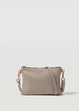 Taupe Vogue Essentials Crossbody