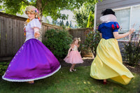 Princess Birthday Party: from the princess party planning guide and checklist- everything you need, including all links to purchase to help you host a stress-free party for your little princess!