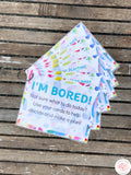 I'm Bored Card Pack