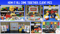 Let's build a birthday party together! This party planning guide and checklist has everything you need to host a stress-free memorable LEGO themed birthday for your little builder. This plan helps you save time, stress, and money so you can focus on what really matters- making memories and having fun at your party!