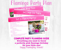 Let's flamingle! We've got a birthday to celebrate! This adorable Flamingo themed birthday party planning guide and checklist has everything you need to host a stress-free and memorable pink flamingo birthday party for your little girl. This plan helps you save time, stress, and money so you can focus on what really matters- making memories and having fun at your party! Let's plan a party you'll actually enjoy hosting! See the full party plan at allisoncartercelebrates.com