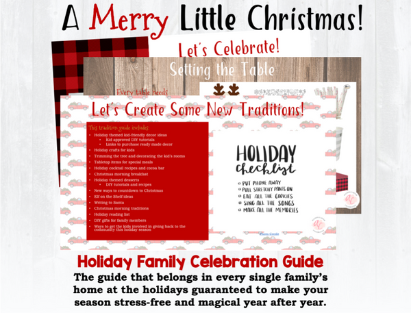 Holiday Family Traditions Guide