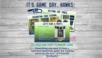 Seahawks Party Plan