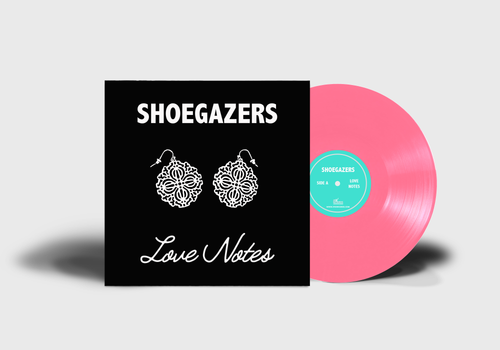 Shoegazers - Love Notes LP (Opaque Pink)