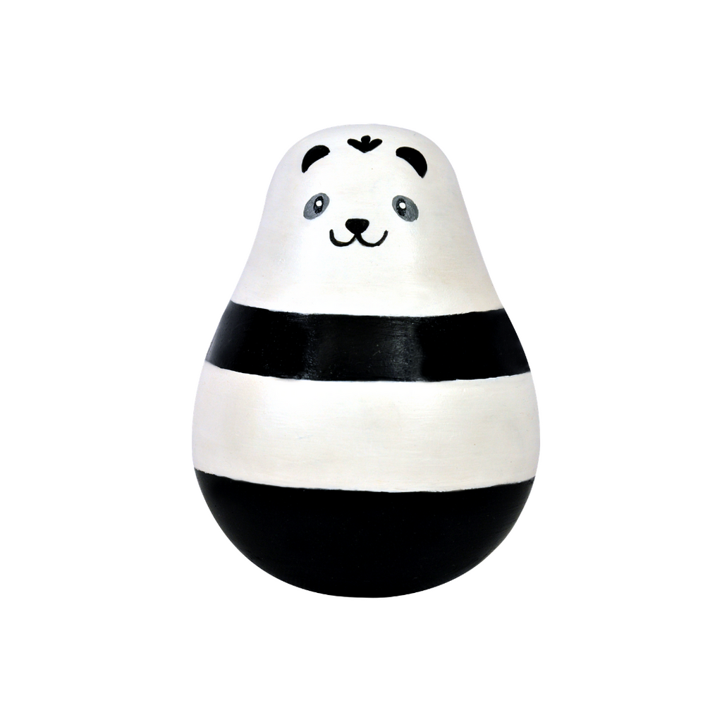 Panda Wobbling Toy | Roly Poly Baby Toy