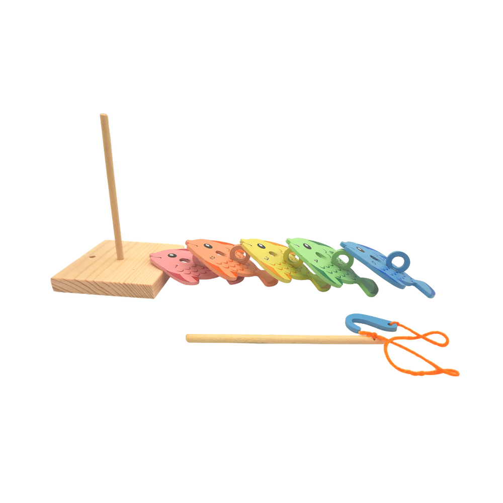 fishing game set for kids toddlers