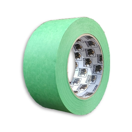 Indasa MTE Premium Green Masking Tape, 48mm, 597538, roll