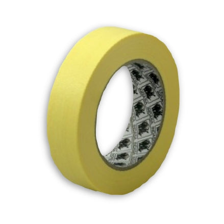 Indasa MTY Premium Yellow Masking Tape, 36mm, 556771, roll