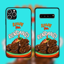 Load image into Gallery viewer, Are You Ready For Rendang Phone Case