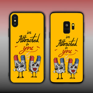 Attracted To You Phone Case
