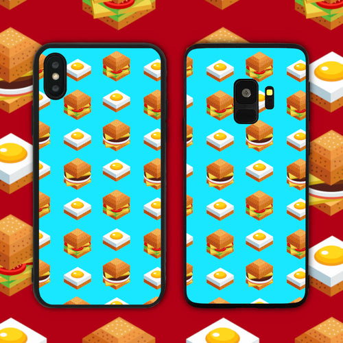 Beef Cheese Burger Phone Case