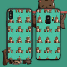 Load image into Gallery viewer, Bubble Tea Bear Phone Case