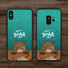 Load image into Gallery viewer, Don't Boar (Bore) Me Phone Case