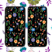 Load image into Gallery viewer, Elegant Floral Phone Case