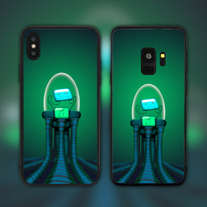 Energy Source Phone Case