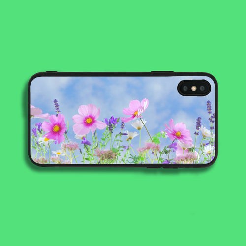 Flower Bed Phone Case
