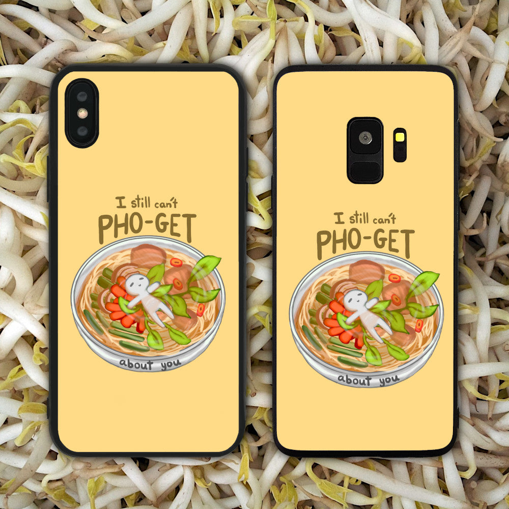 I Can't Pho-Get (Forget) About You Phone Case