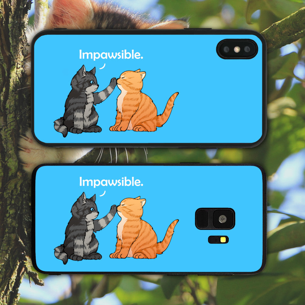 Impawsible (Impossible) Phone Case