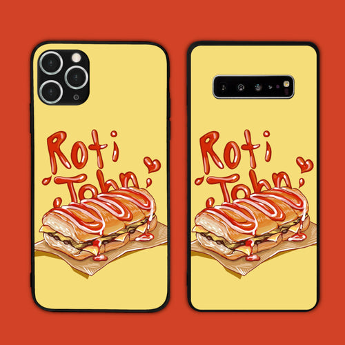 Juicy Cheesy Roti John Meal Phone Case