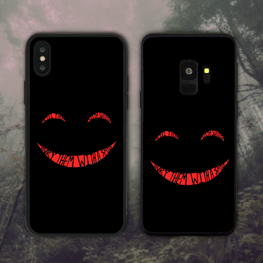 Kill Them With Success Black Phone Case