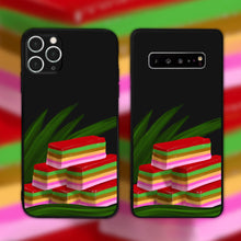 Load image into Gallery viewer, Kuih Lapis Sagu And Pandan Leaves Phone Case