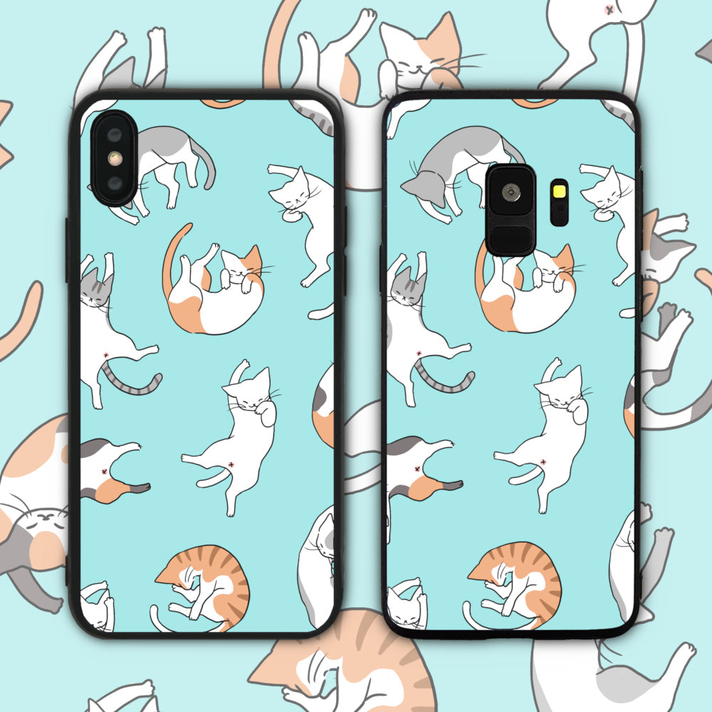 Lazing Cats Phone Case