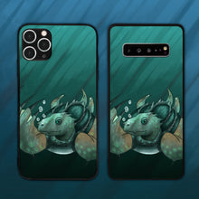 Load image into Gallery viewer, Legend Of The Giant Penyu Phone Case