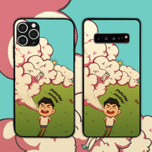 Load image into Gallery viewer, Makan Angin (Eat Air) Gonna Go For Holiday Phone Case