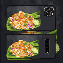 Load image into Gallery viewer, Mee Mamak On A Pandan Leaf Phone Case
