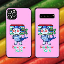 Load image into Gallery viewer, Merlion Food Series - Rainbow Kuih Phone Case