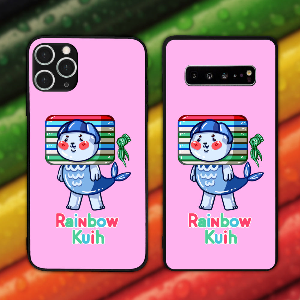 Merlion Food Series - Rainbow Kuih Phone Case
