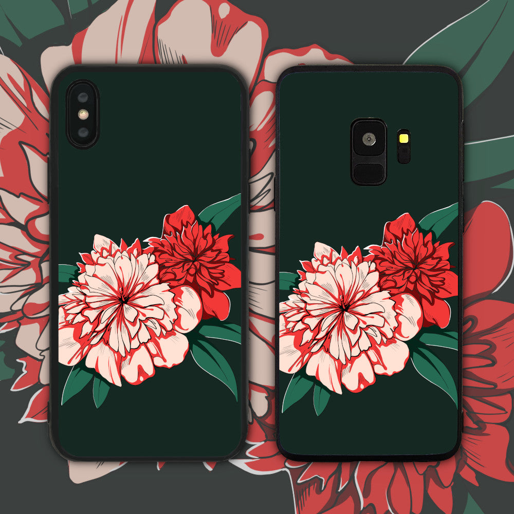 No Rain No Flowers 3 Phone Case