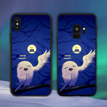 Load image into Gallery viewer, Owl (All) By Myself Phone Case
