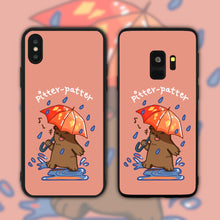 Load image into Gallery viewer, Pitter Patter Bear Phone Case