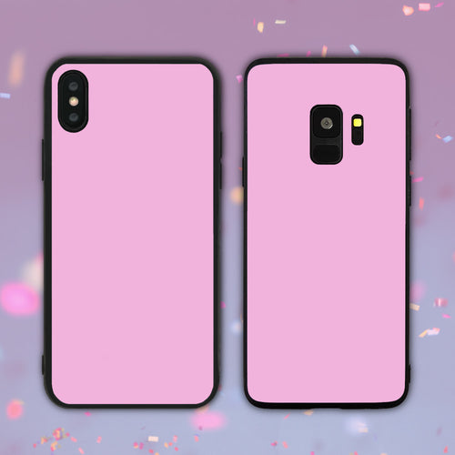 Purple Pink Color Series Phone Case