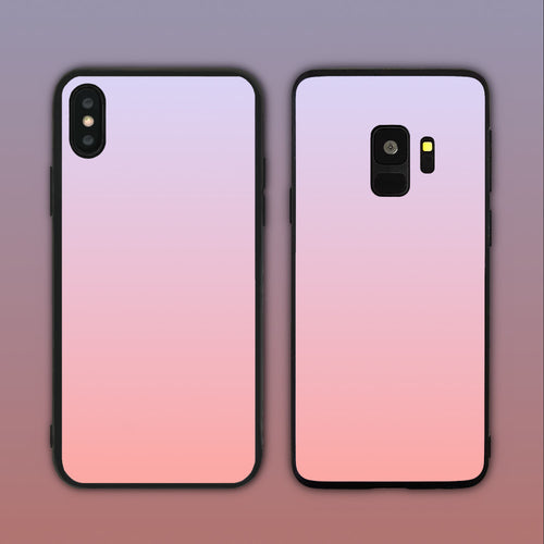 Purple Pink Gradient Series Phone Case