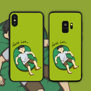 Relak Lah Phone Case