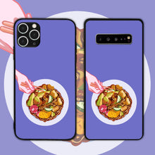 Load image into Gallery viewer, Rojak On A White Plate Phone Case