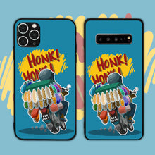 Load image into Gallery viewer, Roti Man Honking His Horn Phone Case