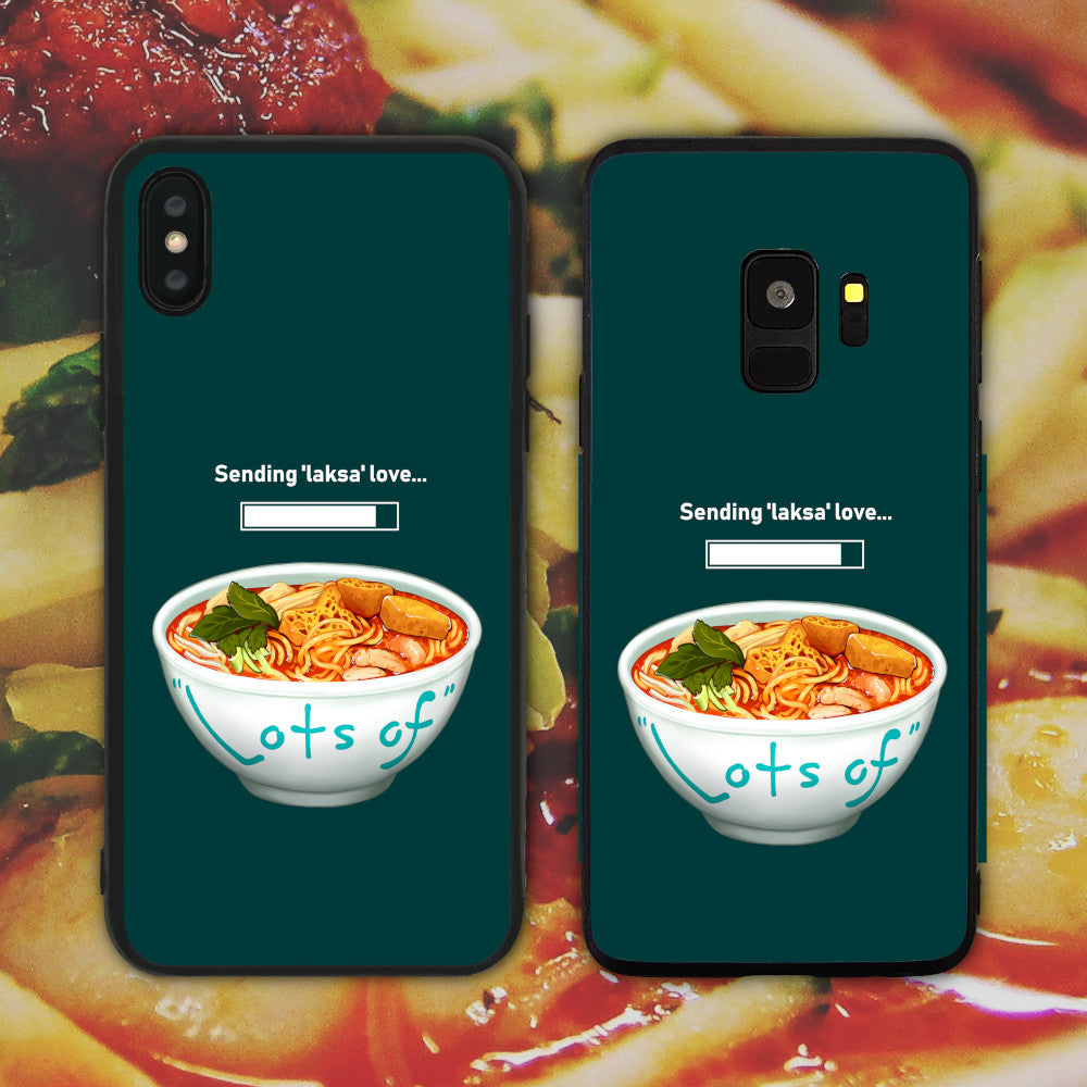 Sending Laksa (Lots of) Love Phone Case