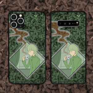 Sit Back Relax And Ngopi Phone Case