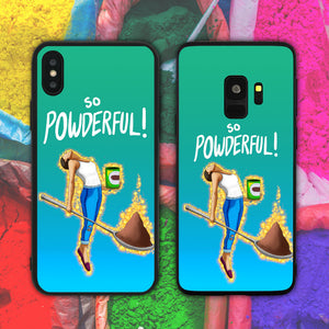 So Powderful Phone Case