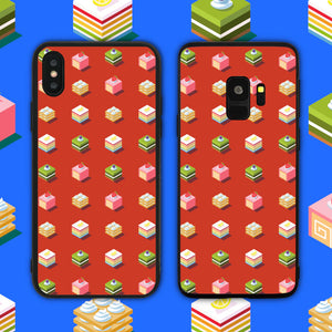 Square Cakes Phone Case