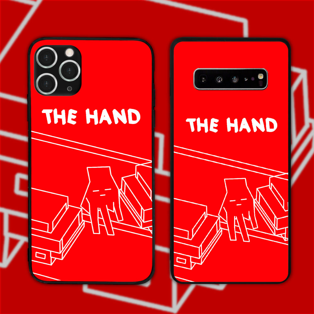The Hand Is So Powerful Phone Case