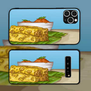 The Malaysian Classic Roti Jala Phone Case